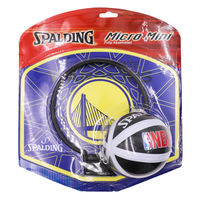 Spalding Spalding Men and Women 2019 Spring New Children's Leisure Sports Basketball Warrior Team Basketball Board