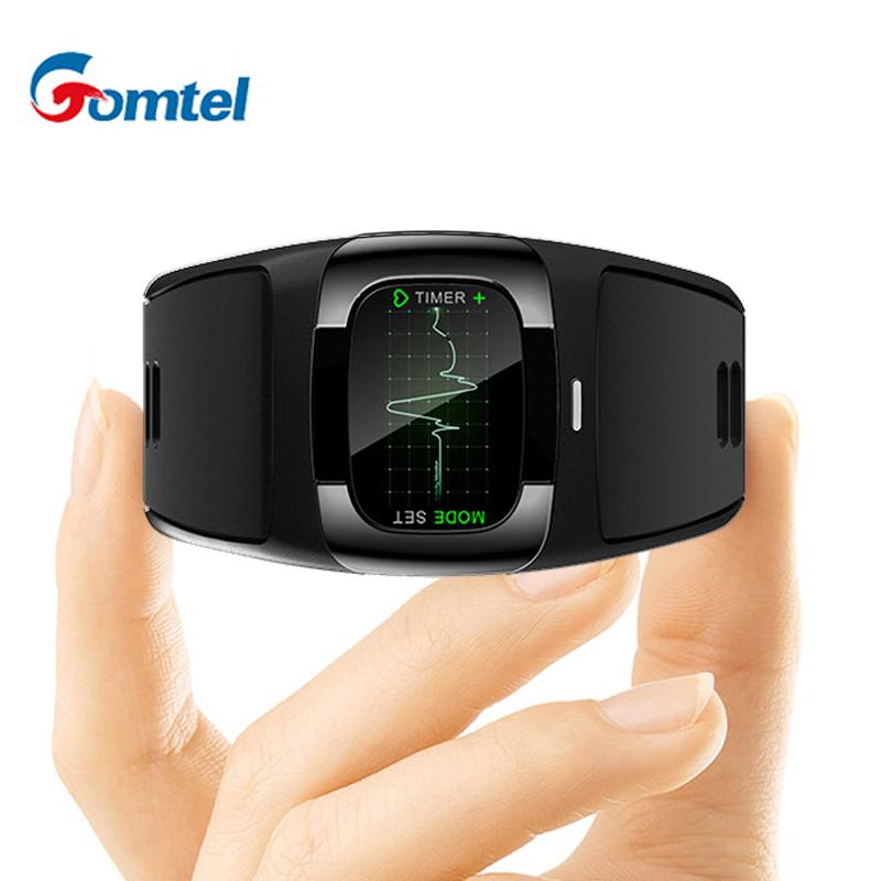 Gomtel医疗级智能老人血压手环心率心电图计步房颤睡眠G69智手表