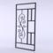 铝合金防盗网艺术窗花窗户防盗防蚊纱窗广州佛山安装全国包邮