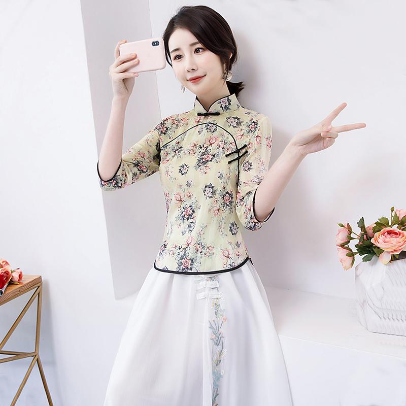 念缇19027旗袍