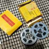 3 inch Pu 8 mm old movie film 8mm old movie copy small movie family film random content