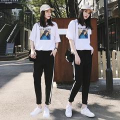 女士韩版短袖套