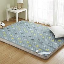 1.2隔凉防潮加厚打地铺睡觉睡地学生床垫睡垫双人垫子可折叠