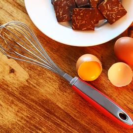 家用手动打蛋器不锈钢搅蛋棒打蛋棒厨房小工具面糊搅拌器图片