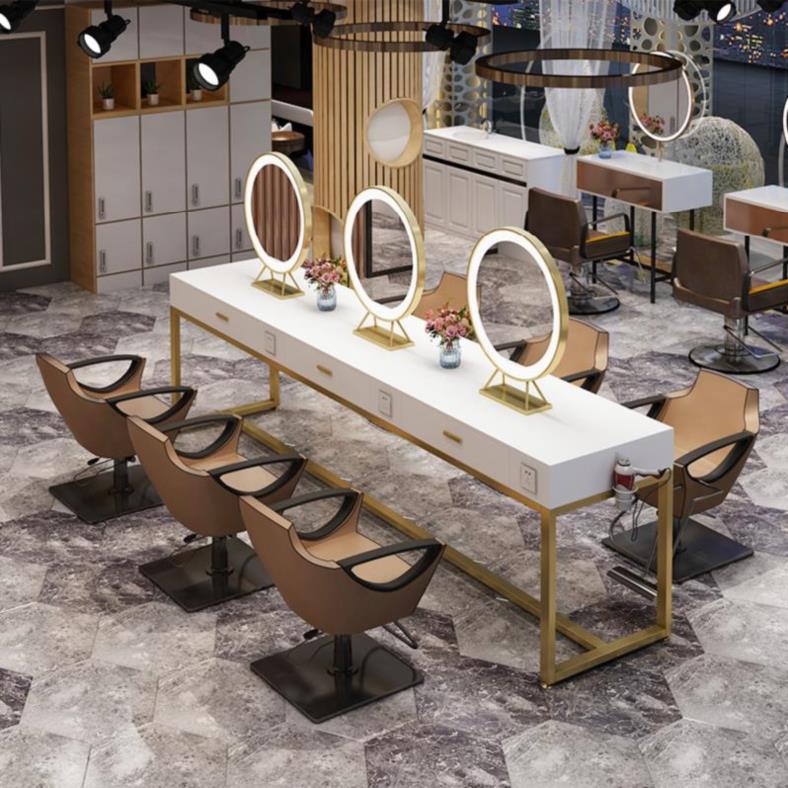 Туалетные столики с зеркалом для салонов Артикул 597995757934