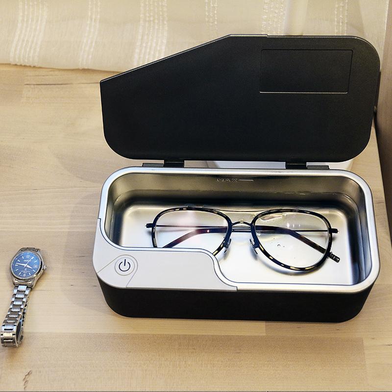 香港smart clean超声波眼镜清洗机首饰手表清洗眼镜器smartclean