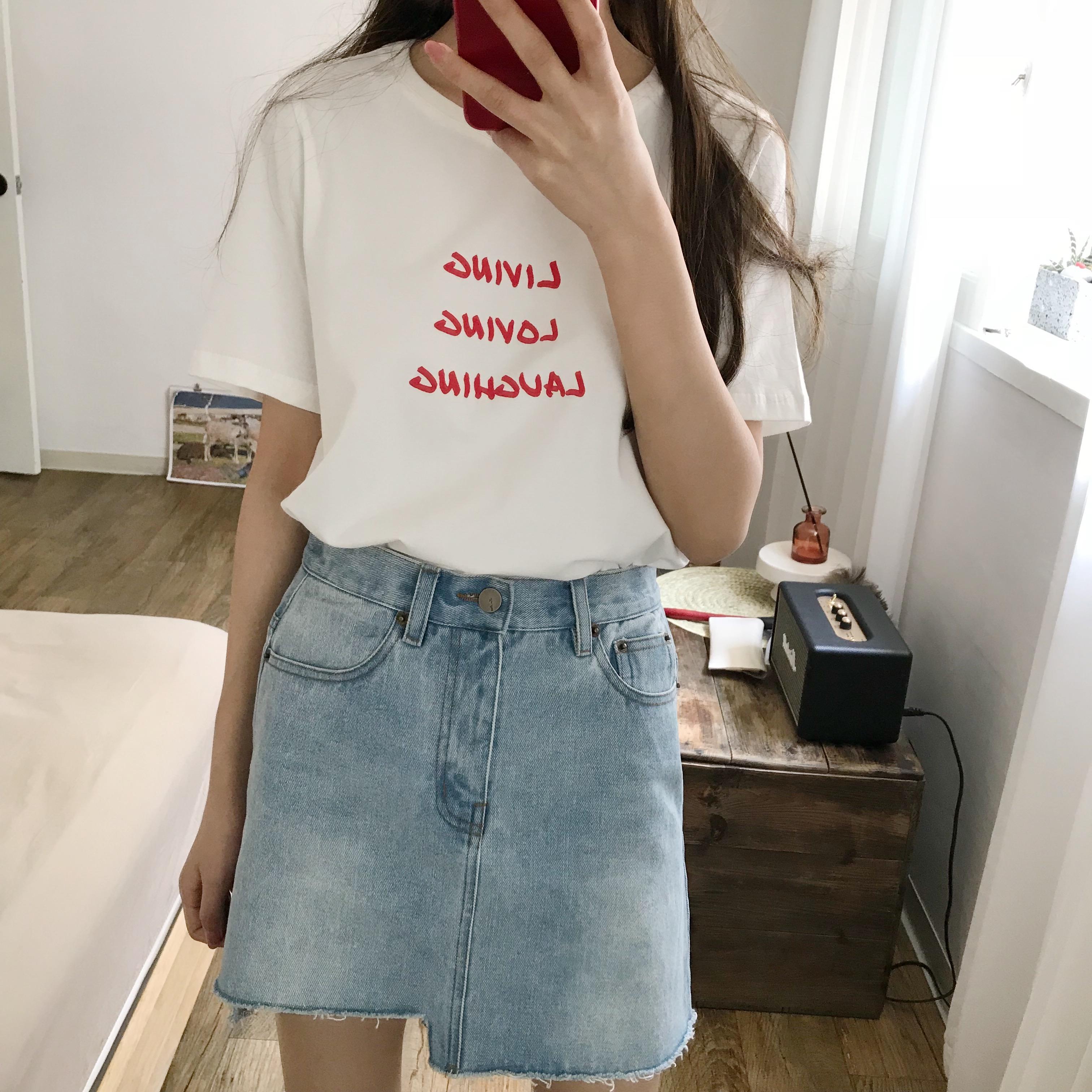 漂亮的短裙