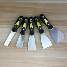 1.5寸铲刀清洁刀木柄刮刀抹灰刀铲墙刀腻子刀工具铁质 油灰刀其他