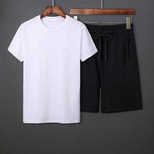 superme短袖T恤男装短裤官网旗舰欧美潮牌supreme联名代购boy套装