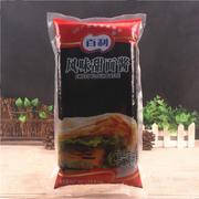 百利甜面酱1kg*12袋装整箱老北京鸡肉卷烤鸭煎饼炸酱面酱甜酱批发