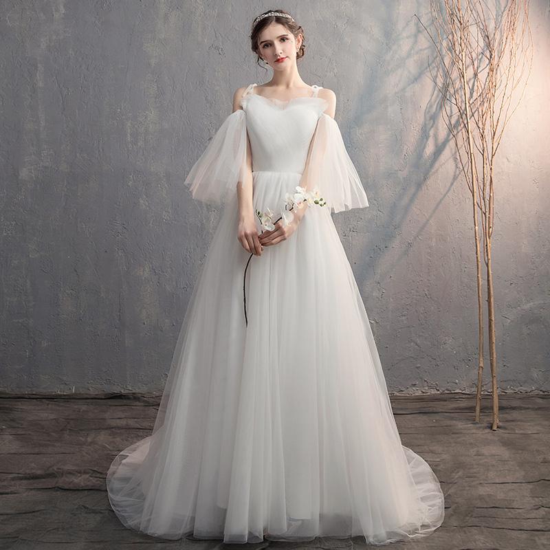 皖裕1893新娘礼服