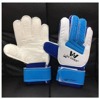 Children's goalkeeper gloves Primary school football goal gloves Anti-skid Wear-resistant gantry gloves