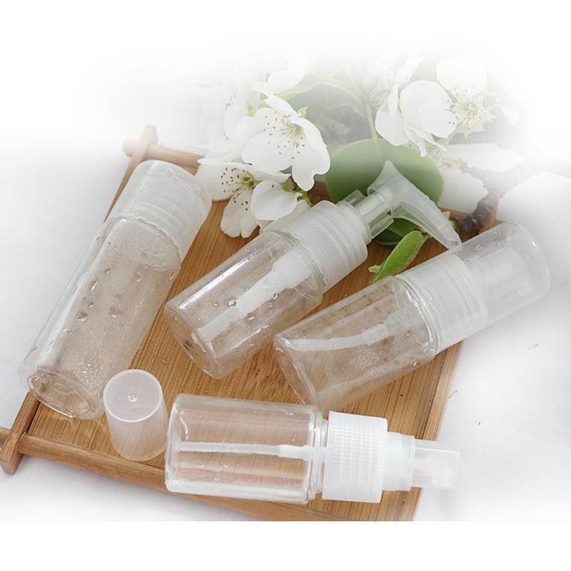旅行分装瓶保湿补水美容旅行护肤化妆水喷雾瓶喷壶按压30ml小喷瓶