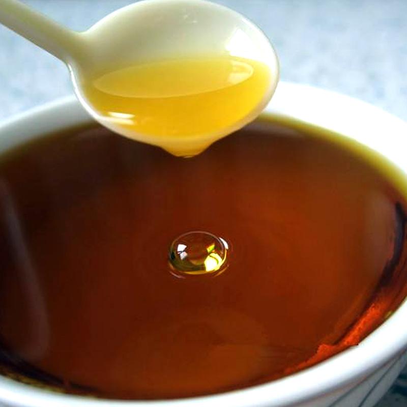 菜籽油 压榨菜籽油陕西特产食用植物油5L包邮儿童油 有机菜籽油