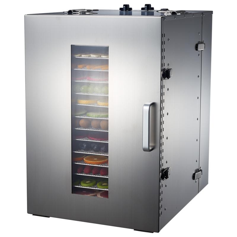 商用食品烘干脱水机家用中药材腊肉鱼干蔬菜多功能大型烘干箱