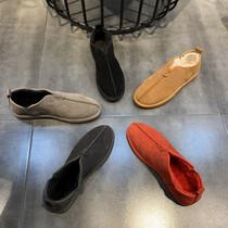 男士皮鞋春季新款高中初中学生皮鞋男青年商务休闲黑色小皮鞋潮鞋