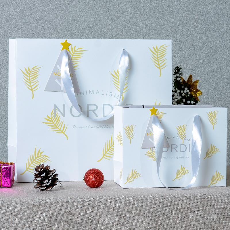 礼品袋圣诞节