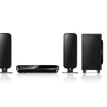 飞利浦HES4900家庭影院音响套装电视客厅音柱式低音炮环绕声音箱