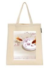 6750 棉布袋布袋D QQ会员2011年2月月历旅游纪念品 帆布袋定制