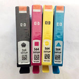 Original HP HP564 ink cartridge XL black 564 color 4620 4610 5510 7510 B110 printer