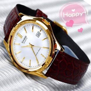 卡西欧皮带女表手表