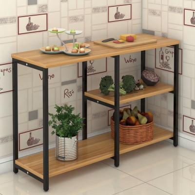 餐厅厨房置物架