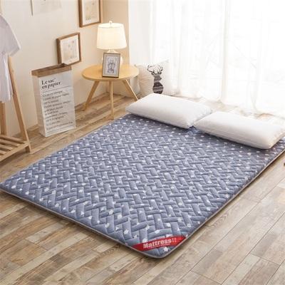 防滑榻榻米床墊子地墊可折疊打地鋪睡墊 懶人床 臥室1.5米經濟型品牌資訊