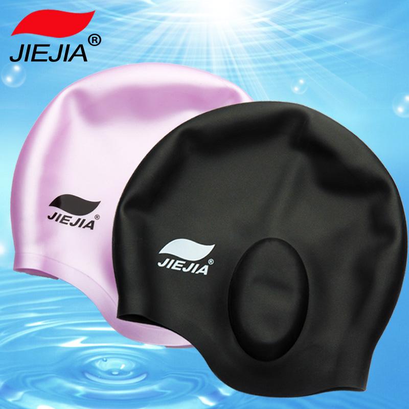 弹性游泳帽