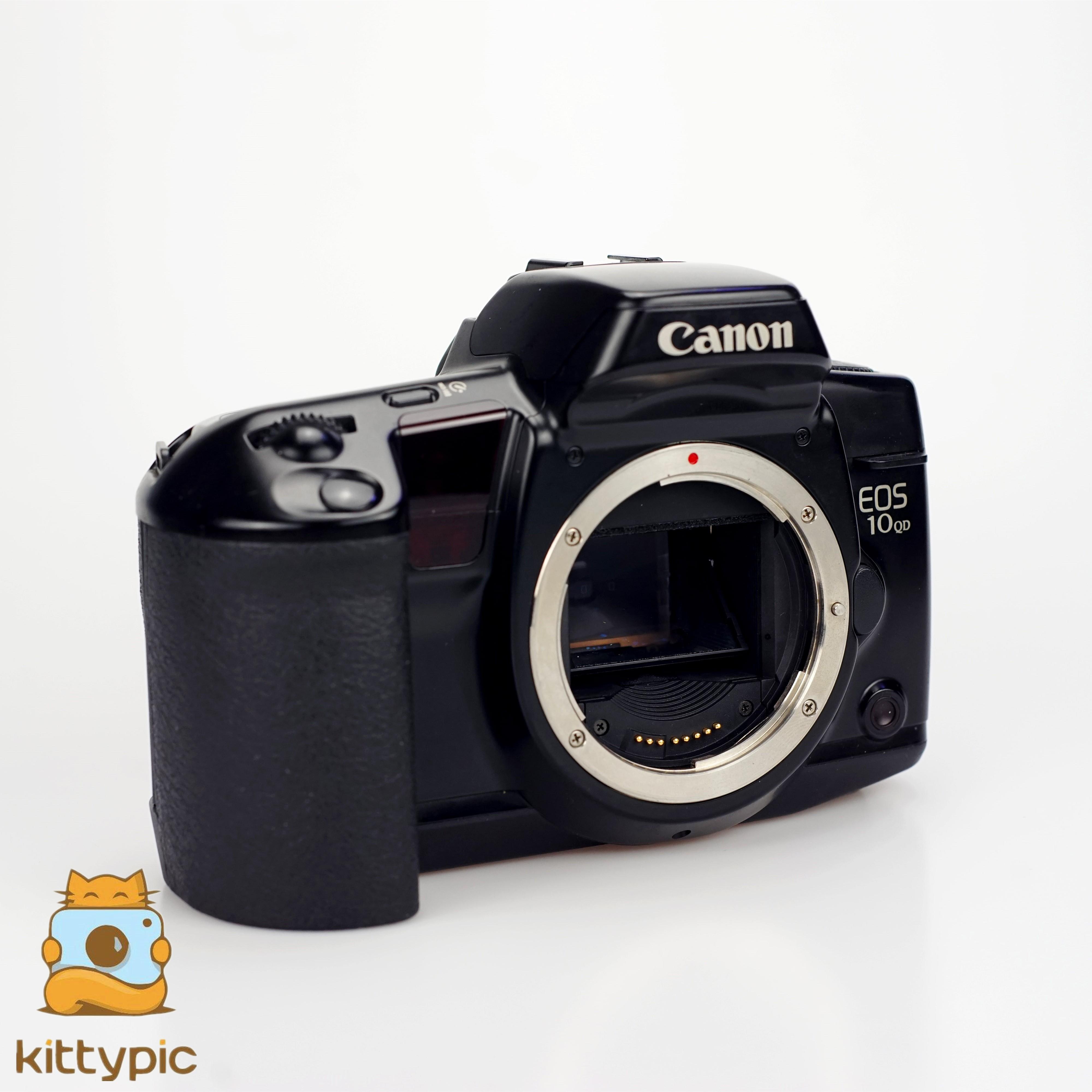 98新佳能CANON EOS 10QD EF卡口自动对焦胶片单反机 EOS5姐妹机