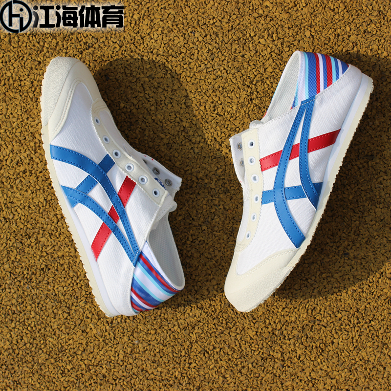 sneakers for cheap e41df 273cd Onitsuka Tiger鬼塚虎MEXICO 66 经典复古男女鞋DL408-0146