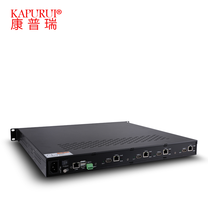 hdmi 4x1 quad multi-viewer switcher screen real time 1080p