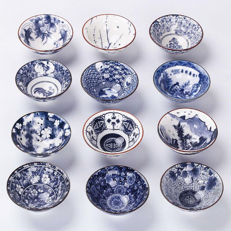 功夫茶茶杯陶瓷