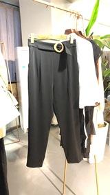 独立设计师品牌  休闲裤 #0216