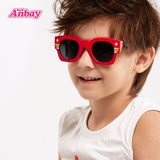 Anbi Boys Sunglasses Polarized UV Protection Children Sunglasses Kids Comfortable Glasses Baby Sunglasses