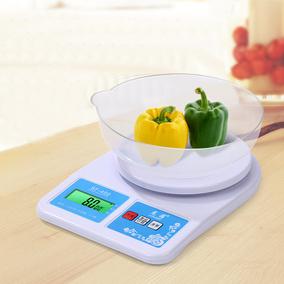 精准小型家用电子称厨房秤烘培中药克称食物称重烘焙0.1g天平10kg