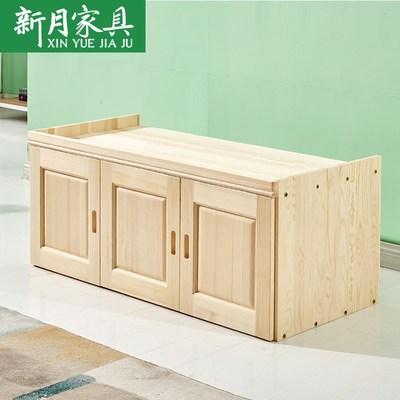 实木柜顶箱柜好不好