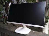 lg白色显示器