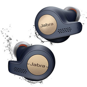 【官方旗舰店】Jabra/捷波朗 Elite Active 65t 真无线蓝牙运动跑步耳机耳麦入耳式降噪开车防水降噪苹果手机