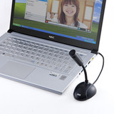 SANWA Microphone Voice Network Conference YY Chat Supports iPad Mobile Accessible Headphones