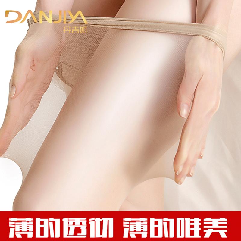 丹吉娅连裤袜超薄