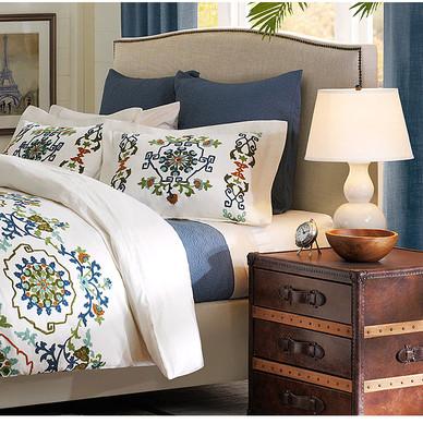 樣板間新款灰色氣動高靠背軟包床現代簡約小戶型鉚釘雙人18儲物床正品熱賣