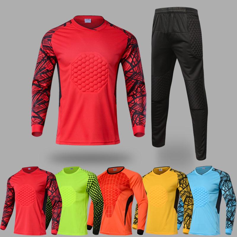足球训练长袖套装