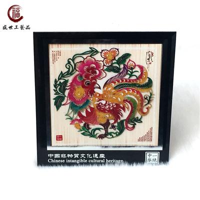 中国皮影装饰画排行榜