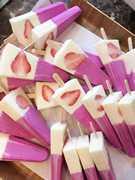 浩博冰棍机商用冷饮店全自动手工冰棒雪糕机器单模水果冰激凌包邮