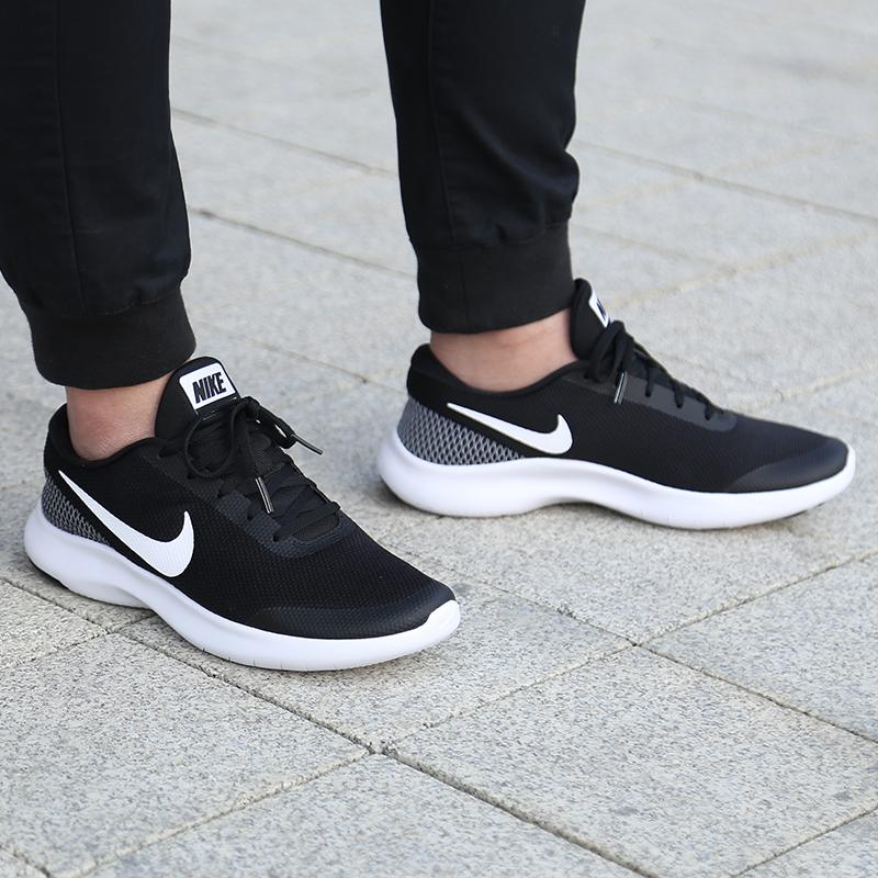 耐克男鞋冬季网面运动鞋轻便透气跑鞋休闲复古跑步鞋908985-001