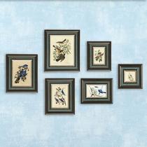 照片墙装饰自粘贴夹子悬挂无痕钉相框创意挂墙组合套装房间相片墙