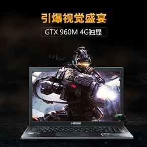 神舟战神 T6-G4D1 笔记本 战神 T6-G4D2 GTX960M 4G 独显游戏本
