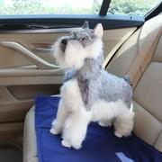 宠物凉席子坐垫子夏宠物冰垫狗窝猫窝降温垫大号超大号