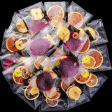 Net red pure fruit tea dried fruit handmade flower tea tea bag small bag flower tea combination lemon slice health tea cold bubble