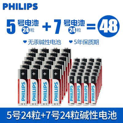 飞利浦电池